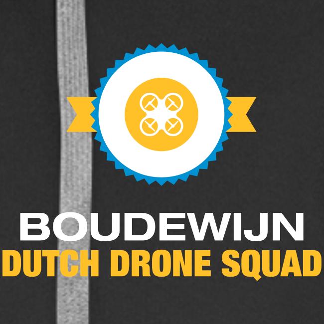 Team DDS | Sweater - Boudewijn (met rits)