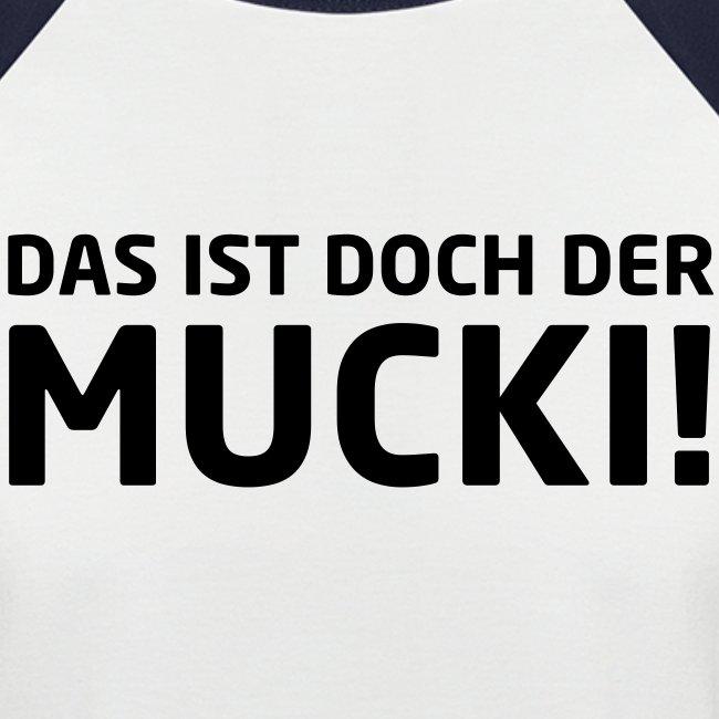 NEU! Männer Baseball T-Shirt - MUCKI