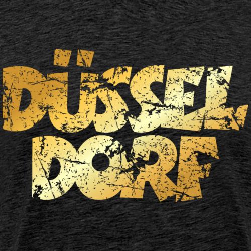 Düsseldorf Distressed (Vintage Gold)