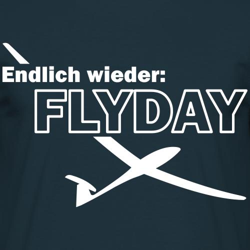 Flyday Segelflieger Geschenk Pilot