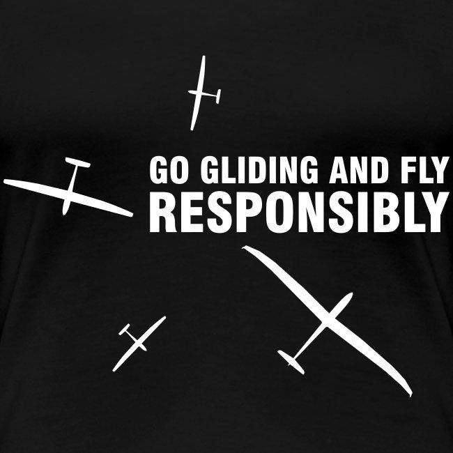 Segelflieger Pulk Wettbewerb - Geschenk für jeden Segelflieger