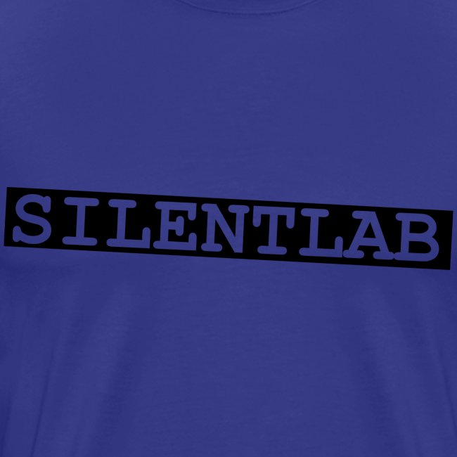 silentlab blue male t-shirt