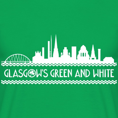Glasgow's Green And White