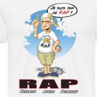 Tee shirt Retirement Aperitif Schalen blanc par Tshirt Family