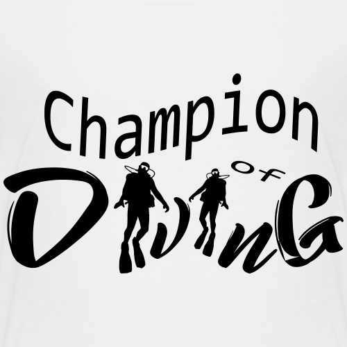 Champion of Diving