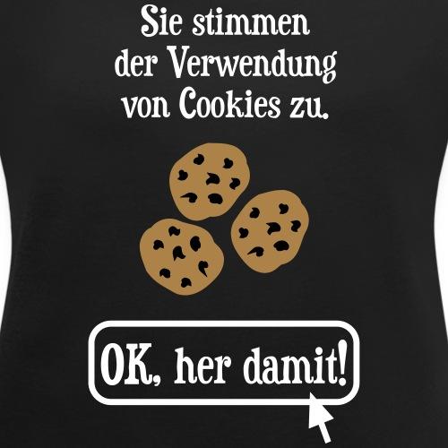 Cookie Hinweis Internet Nerd Spruch