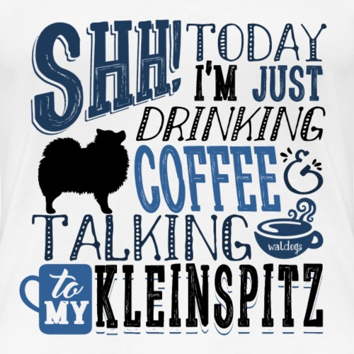 SHH! Kleinspitz Coffee II
