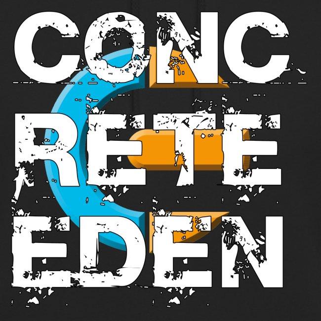 Concrete Eden Blue Yellow