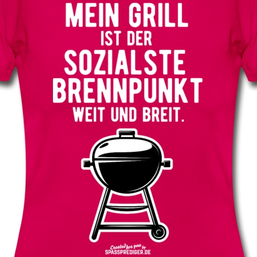 """Grill-T-Shirt """"Mein Grill"""""""