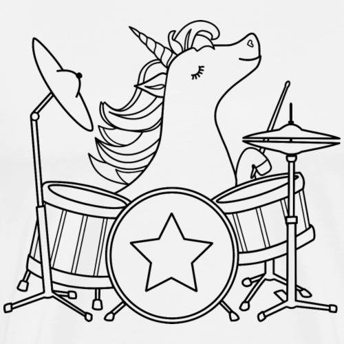 Einhorn Drummer