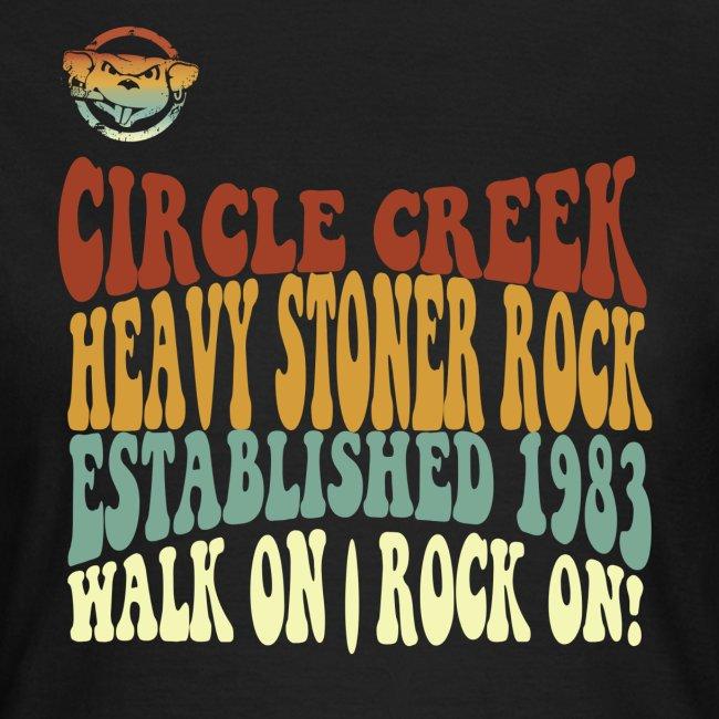 Circle Creek - Walk On - Retro