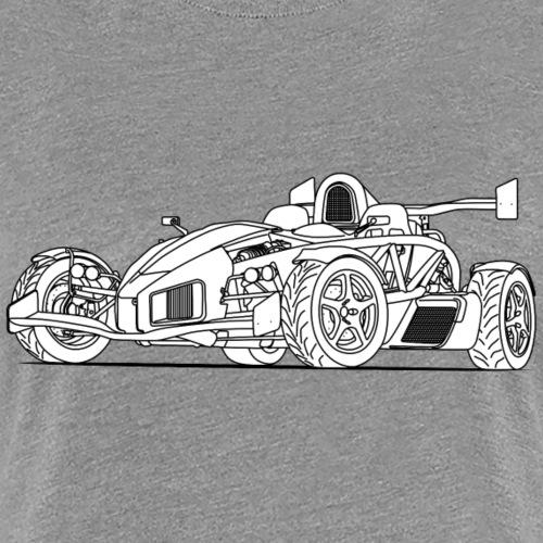 Cool Track Car