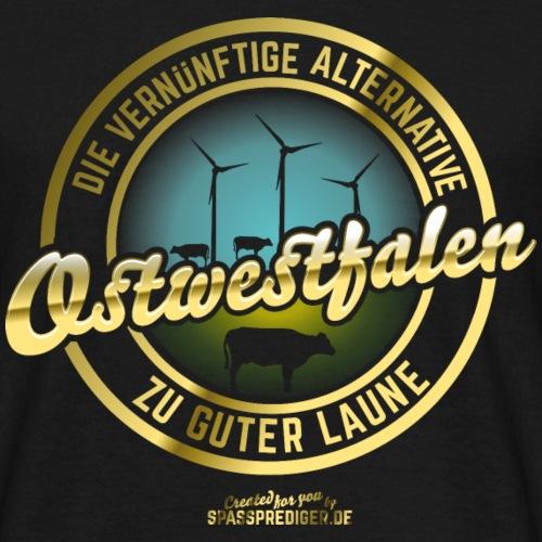 lustiges Ostwestfalen T-Shirt
