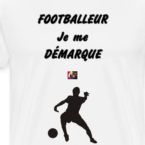 FOOTBALLEUR, Je me DÉMARQUE - Jeux de Mots