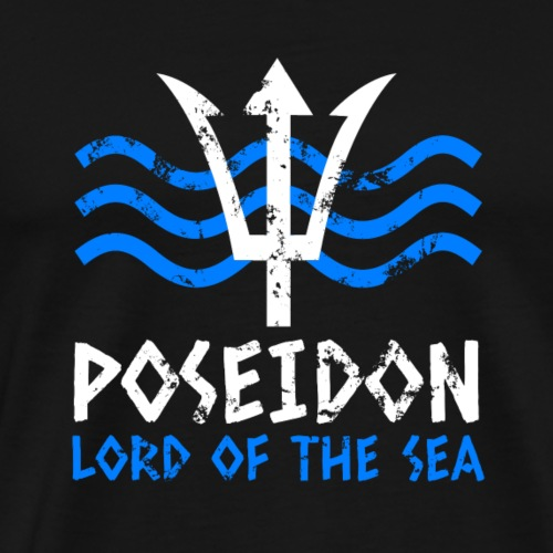 Poseidon - Herrscher der Meere Griechenland Antike