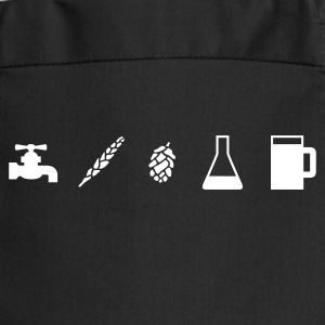 Beer Ingredients  Aprons - Cooking Apron