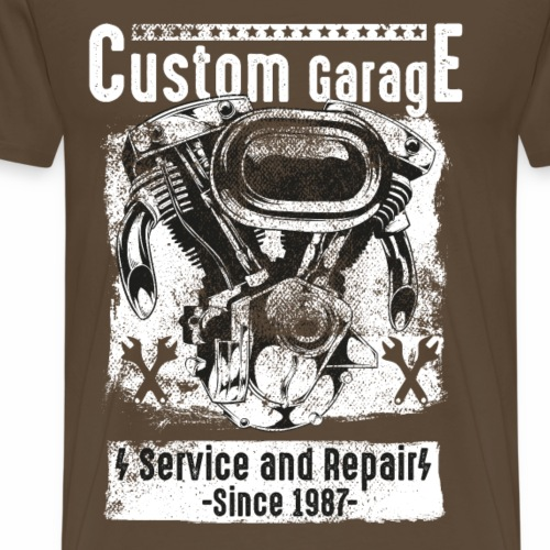 Custom-Motorcycle-Garage