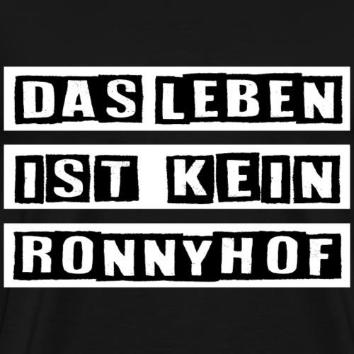 Ponyhof? Ronnyhof!