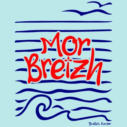 Mor Breizh (mer de Bretagne)