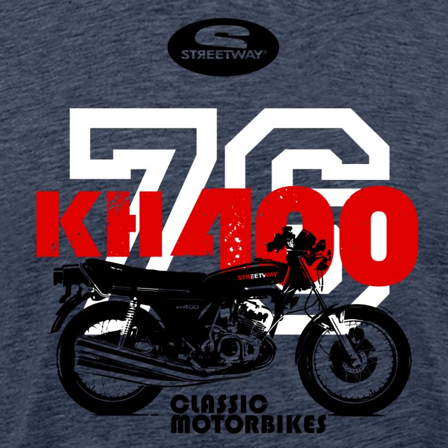 KH 400 1976