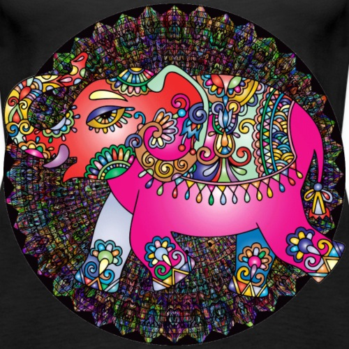 Trippy Elefant LSD