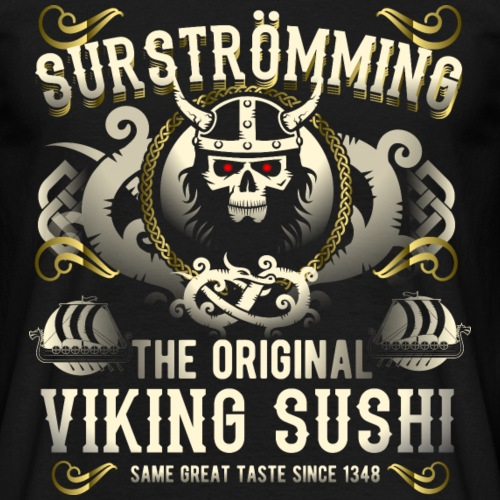 Funny Surströmming T-Shirt