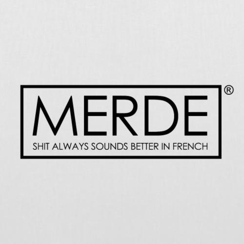 merde sounds better