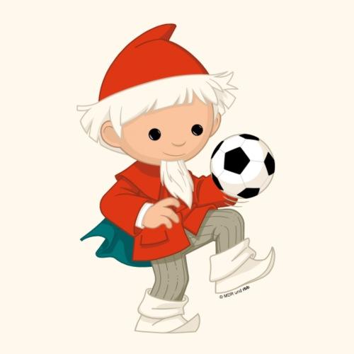 Sandmann Fussball
