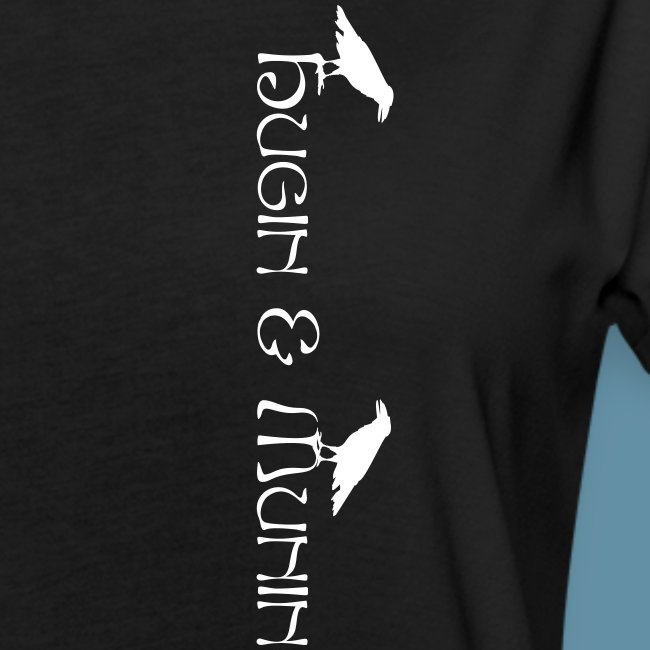 Hugin & Munin woman shirt