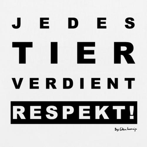 *respekt black*