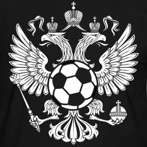 162 Russia Russland РОССИЯ Fußball schwarz weiss