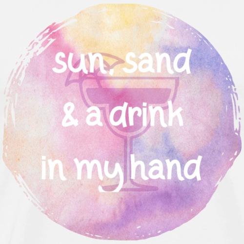 Sun, Sand, Drink