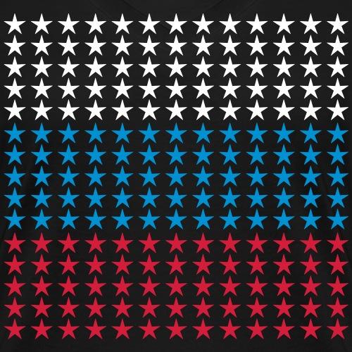 46 Deutschland Fahne schwarz rot gold Sterne