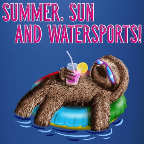 Faultier summer sun watersports