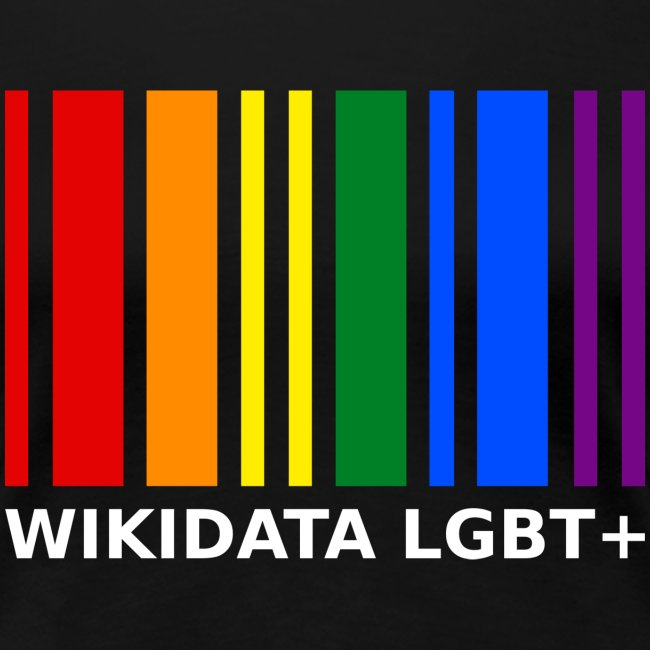 Wikidata LGBT femme