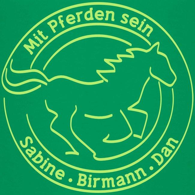 Free Runner Teen Shirt ( Print Digital Apple Green)