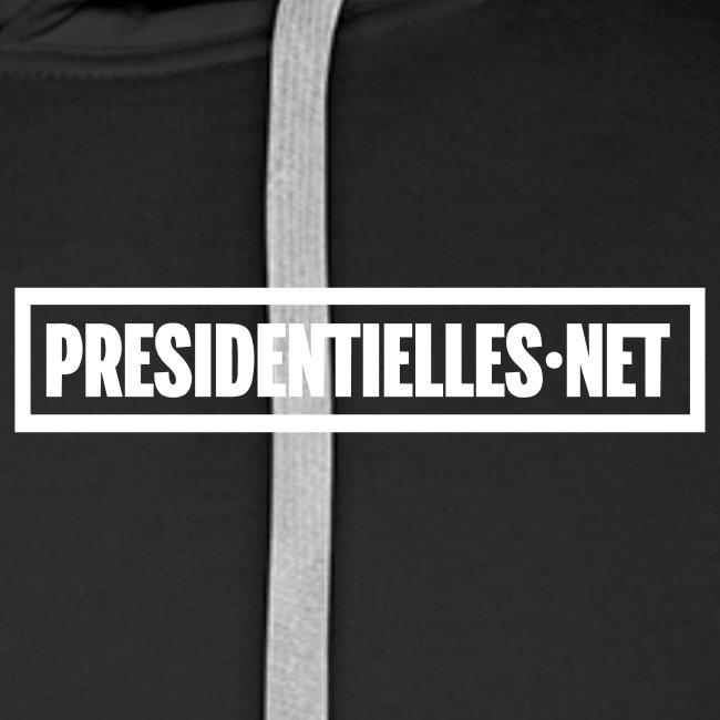 Sweat à capuche Présidentielles.net