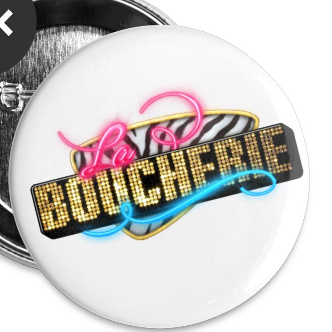 Badge La Boucherie