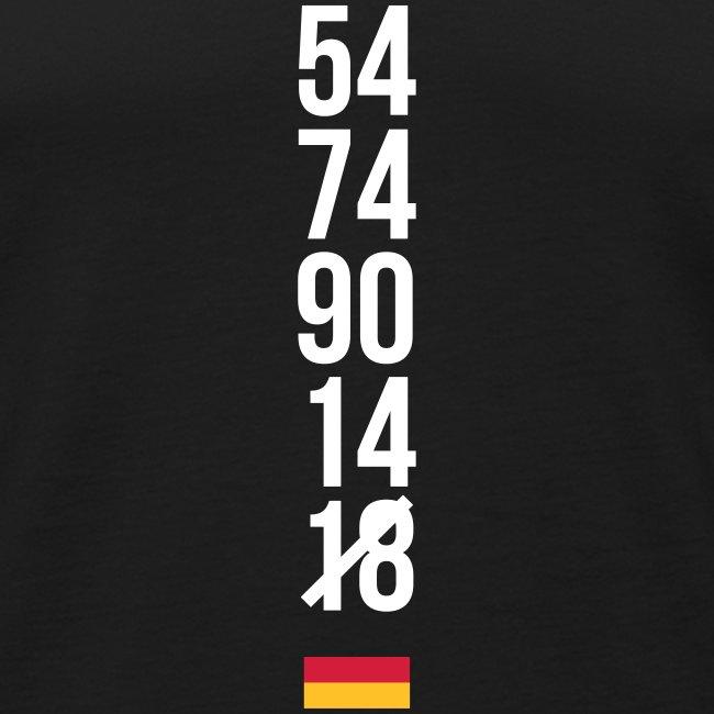 Tyskland ingen world champion 2018 svart rött guld Sportkläder