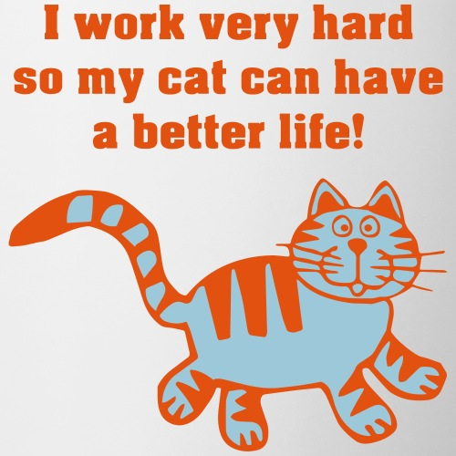 work hard 4 cat