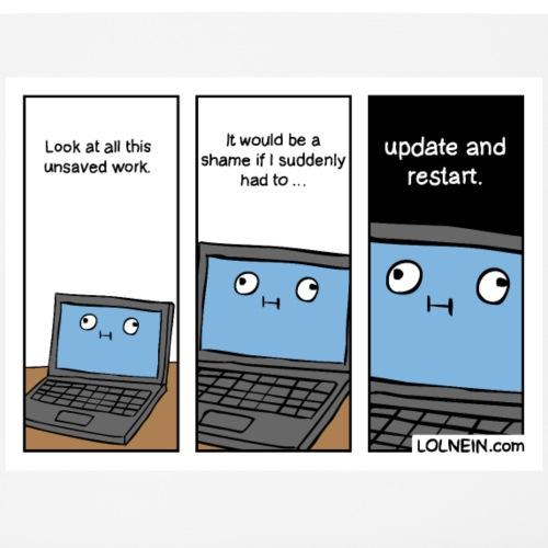 Unsaved Work