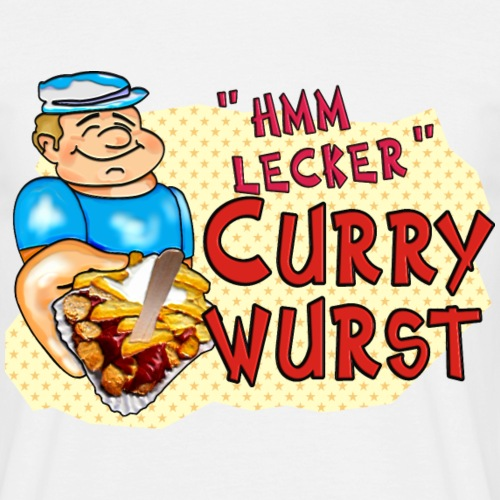 hmm-lecker Currywurst