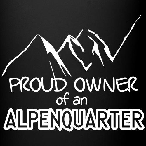 Alpenquarter - Haflinger