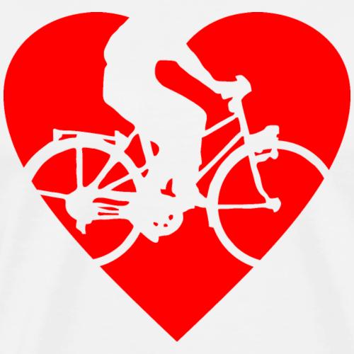 I love Fahrrad
