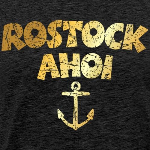 Rostock Ahoi (Vintage Gold)