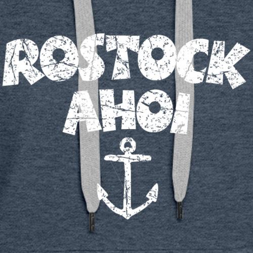 Rostock Ahoi (Vintage Weiß)