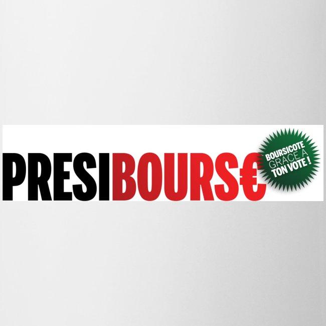 """PrésiBours€ """"cocarde"""""""