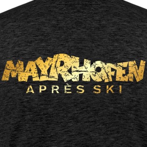 Mayrhofen Après-Ski (Vintage Gold)