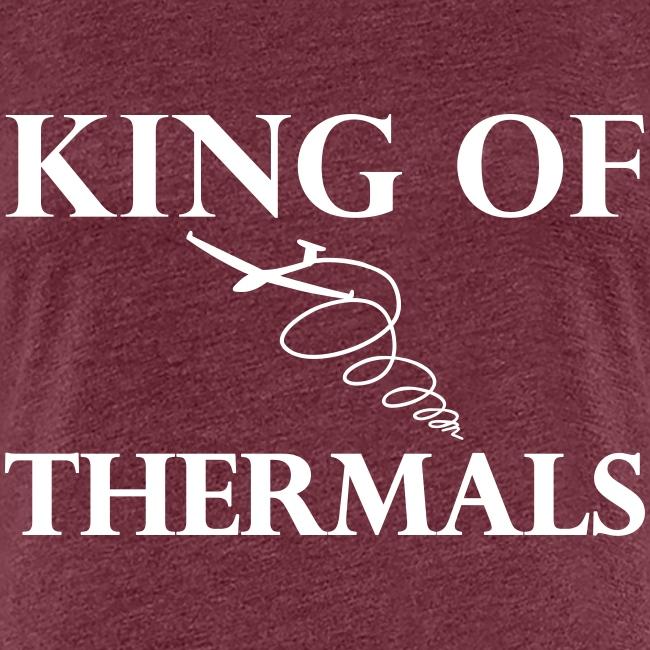 King of thermals Segelflieger Streckenflug OLC Geschenk