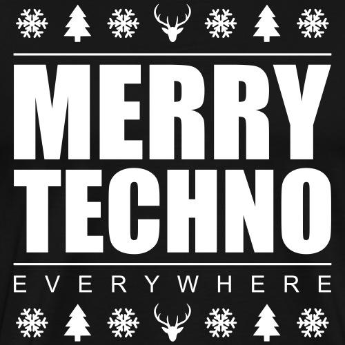 Merry Techno Xmas Weihnachten Advent Rave Festival
